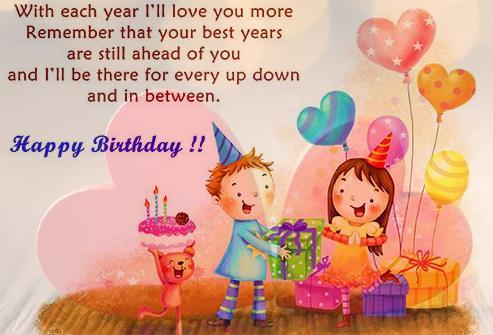 Ucapan Selamat Ulang Tahun Untuk Anak Luck Media