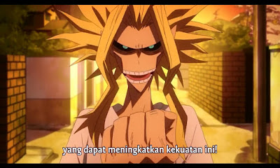 Boku no Hero academia 03 subtitle indonesia