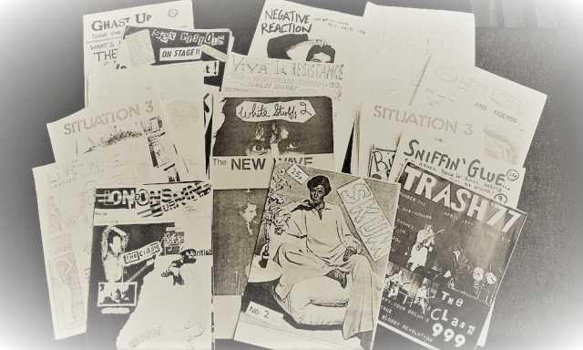 ROCK AROUND: Fanzines και ανεξάρτητες εκδόσεις στην Ελλάδα