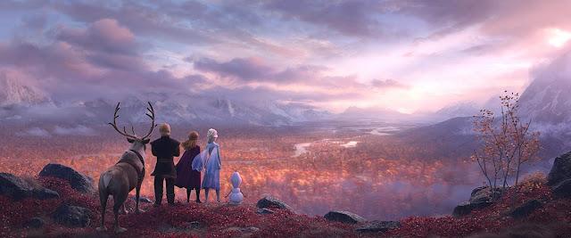 Trailer oficial de Frozen II