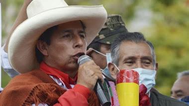 "Pedro Castillo sobre corte de agua en SJL: ""Estamos tomando una decisión con respecto a Sedapal"""