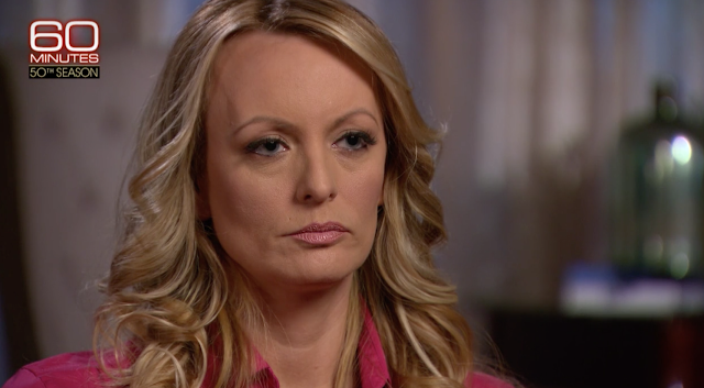60 Minutes interview with Stormy Daniels to be broadcast Sunday