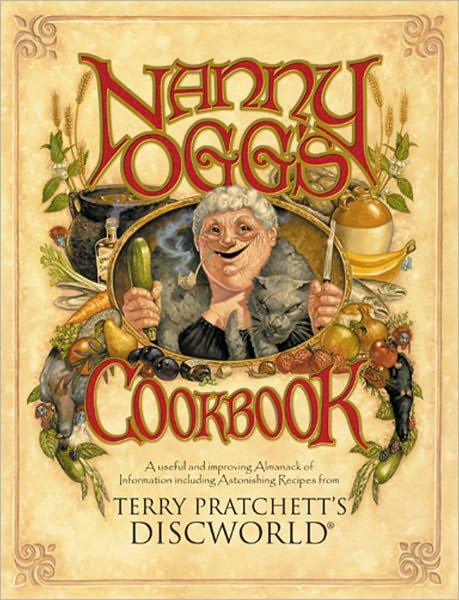 Cookbooks for Genre Lovers, Part 1 - December 7, 2012
