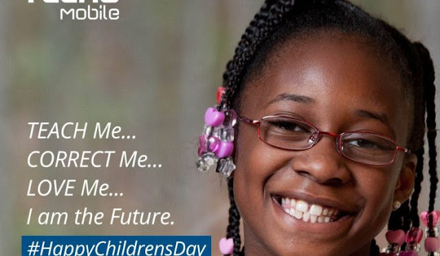 Happy Children's Day: My Little Growing Up Tale