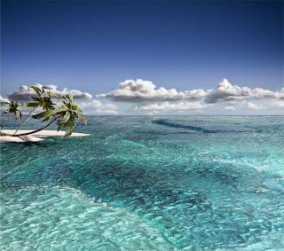 Increíbles paisajes miniatura.