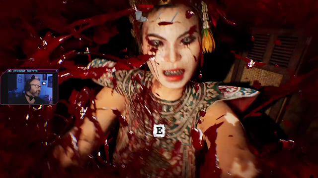 Blood and geishas