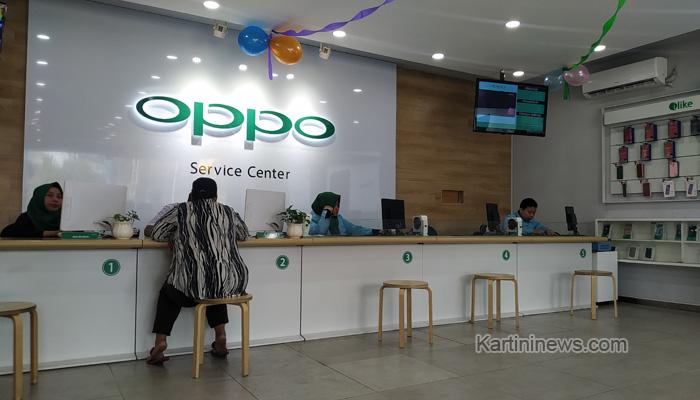Daftar Alamat Service Center OPPO di Jawa Tengah - Daftar