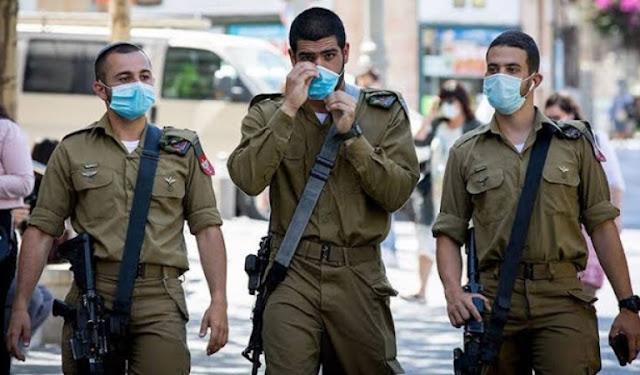 Diduga Terinfeksi Covid-19, Sebanyak 12.000 Tentara Israel Dikarantina