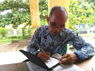 Dikbudpora Madapangga Gelar Road Show Sosialisasi Pencegahan Pungli