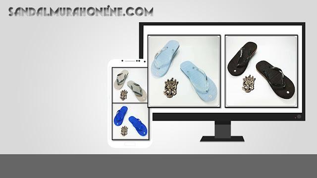 Sandal Harga Murah, Kualitas Super | Sandal Jepit Super Pria GSJ