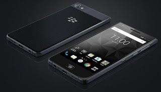 BlackBerry Motion Resmi Dirilis, Smartphone BlackBerry Pertama dengan Fitur Tahan Air