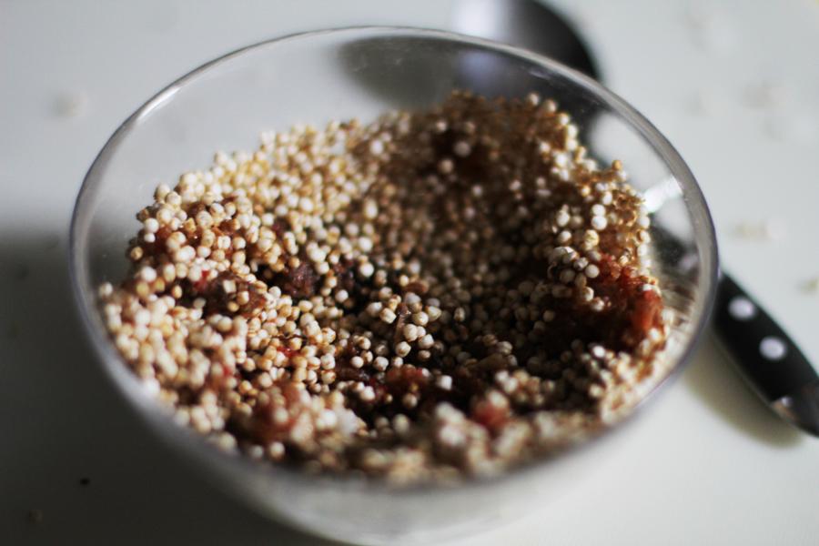 quinoa gesund inker getreide