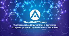 ARAW Tokens: New Parts for Online Shoppers in this Blockchian Era