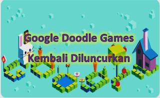 Google Doodle Games Kembali Diluncurkan Cegah Covid 19