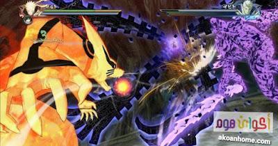 تحميل لعبة ناروتو ستورم 4 للكمبيوتر Naruto Storm 4 من ميديا فاير