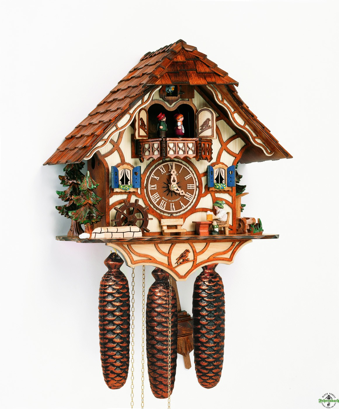 Cassie stephens cuckoo clock art lesson for Www coo