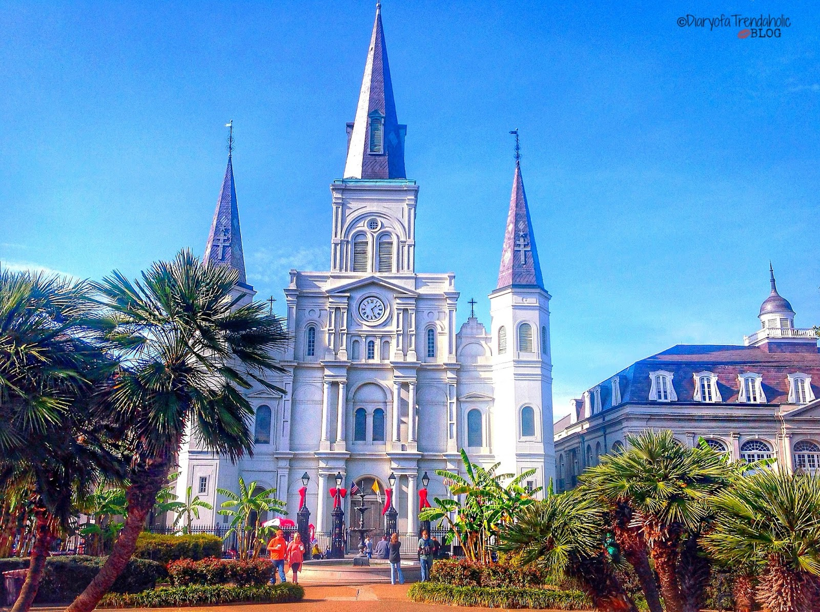 Diary Of A Trendaholic : My Trip To New Orleans: Travel