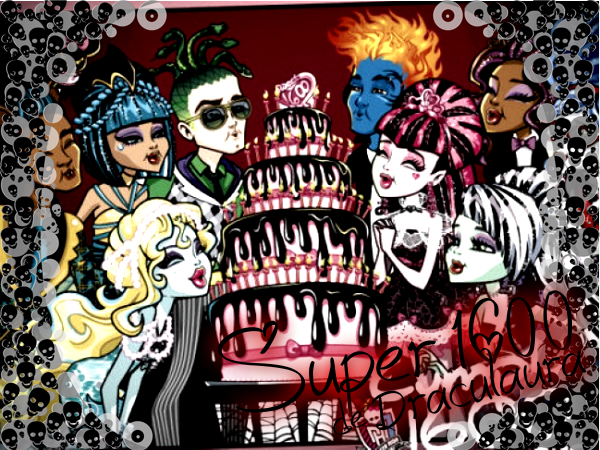 Fondos De Pantalla De Monster High: Las 1000 Historias De Patuziin: Galleria Monster High