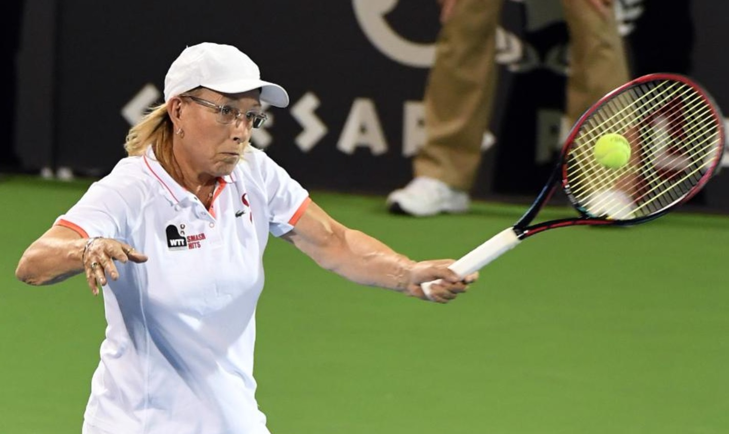Navratilova most times champion of WTA finals