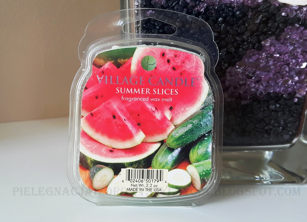 Summer Slices Village Candle | Idealny zapach na lato!