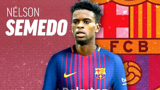 El FC Barcelona ficha a Nelson Semedo