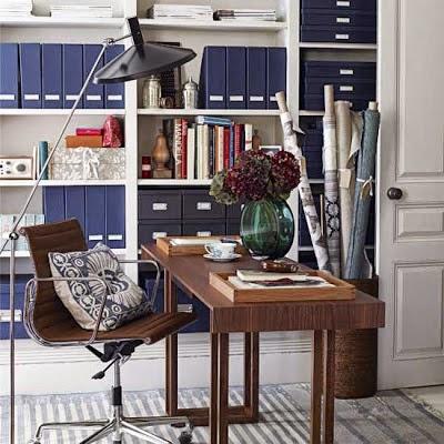 Diseño oficina en casa