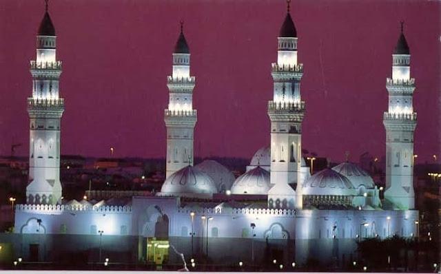 Masjid Al Quba reopens for Worshipers and Visitors - Saudi-Expatriates.com