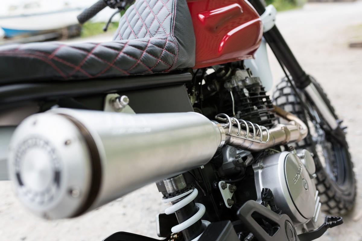 kevils moto 11 honda 650 rocketgarage cafe racer magazine. Black Bedroom Furniture Sets. Home Design Ideas