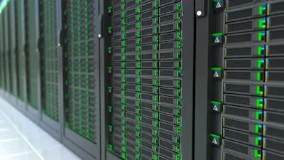 main hosting service