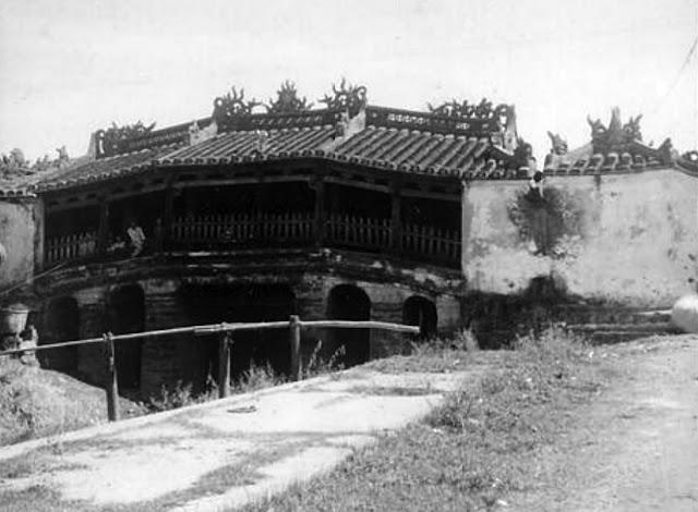 Dấu xưa Hội An trong ảnh chụp film đầu thế kỷ XX