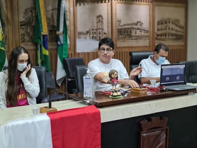"""Dickson Júnior: """"PDT pode fazer maior bancada da CMN"""