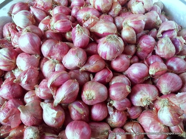 Small Onion or Sambar Onion [ Shallots ]