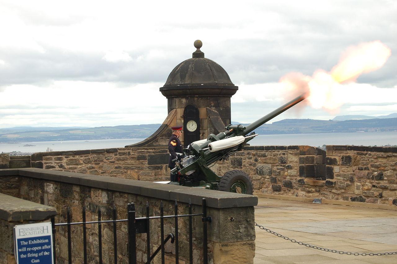 Edinburgh Castle 5