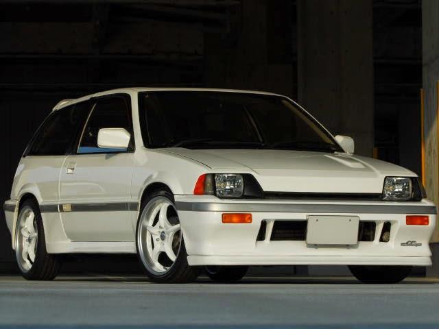 Modifikasi mobil honda civic wonder 4 pintu sport vti nova estilo x tahun 1981 1978 2010