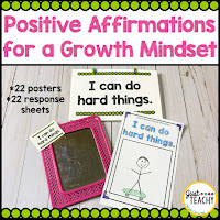Positive Affirmations for a Growth Mindset