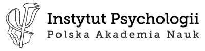 Logo Instytutu Psychologii Polskiej Akademii Nauk