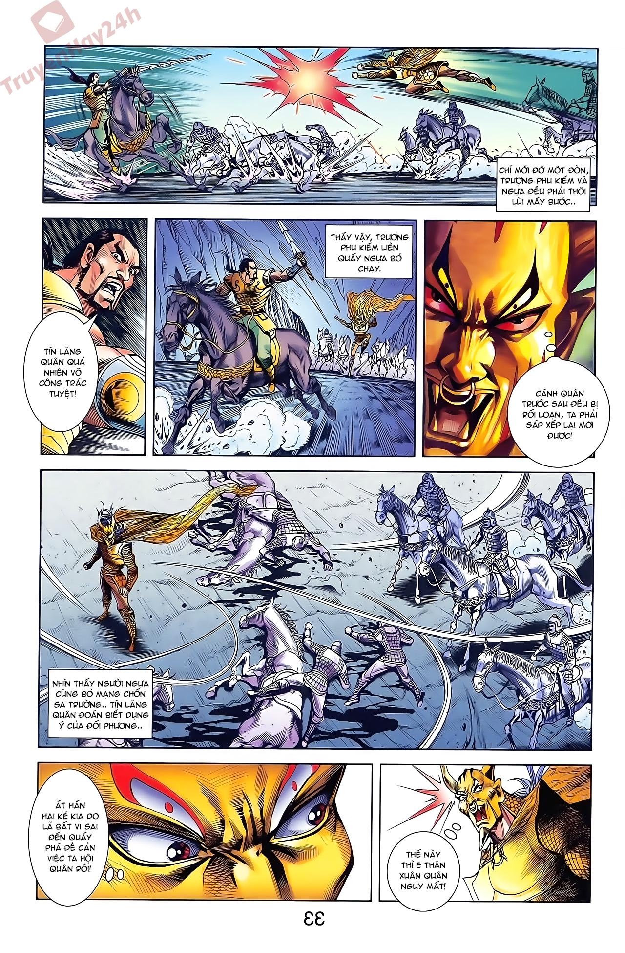 Tần Vương Doanh Chính chapter 48 trang 19