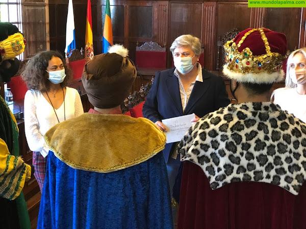 Los Reyes Magos confirman su visita a Los Llanos de Aridane