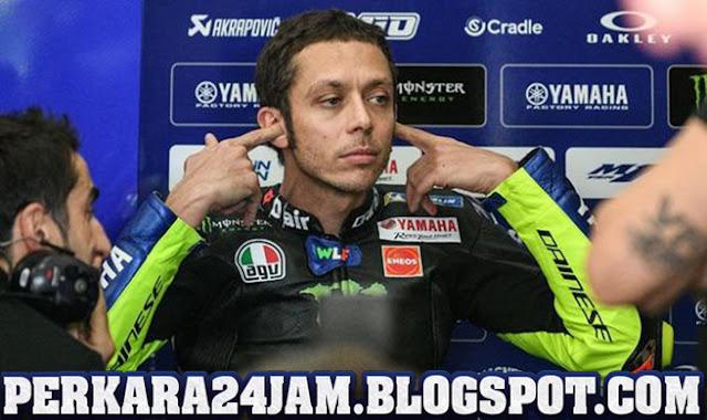 Rider Rossi Sumbang Dana Guna Berantas Virus Corona Di Italia