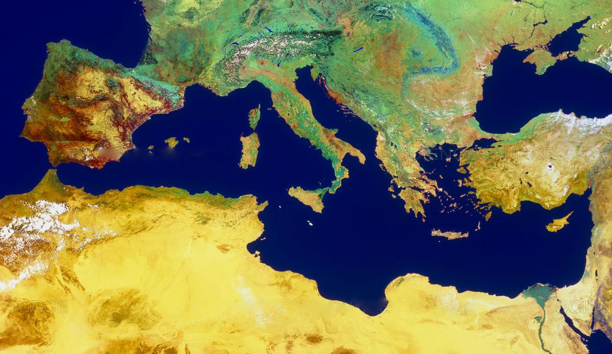 Diaxroniko: Mare Nostrum: Η ''δική μας'' Μεσόγειος Θάλασσα