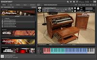 Native Instruments Vintage Organs KONTAKT Library