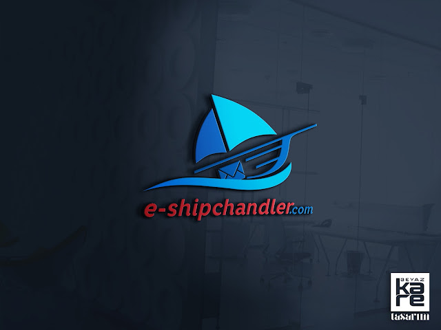 Logo tasarımı gemi tasşomacılık