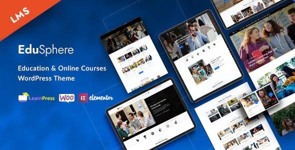 Best Education & Online Learning WordPress Theme