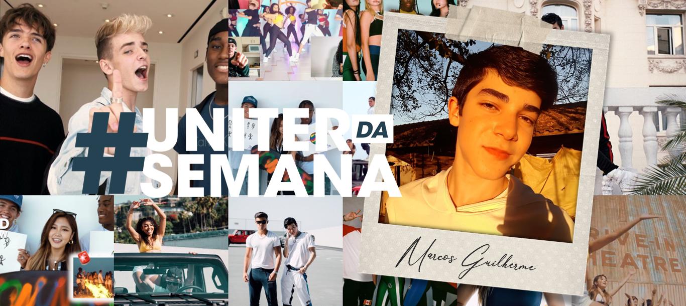 #UniterDaSemana | Marcos Guilherme