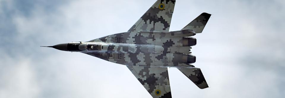 Відновлено черговий кримській винищувач МіГ-29