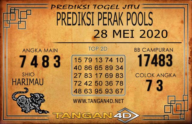 PREDIKSI TOGEL PERAK TANGAN4D 28 MEI 2020