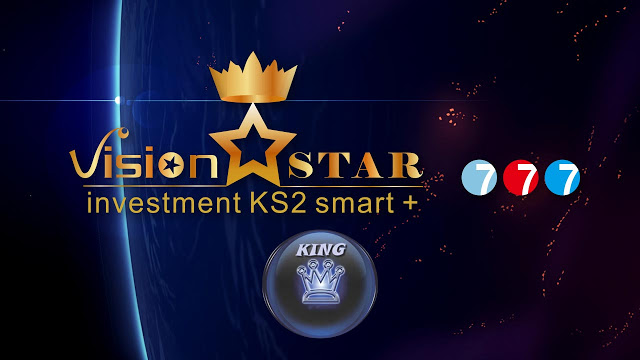 VISION STAR 777 KING SMART PLUS HD RECEIVER NEW SOFTWARE