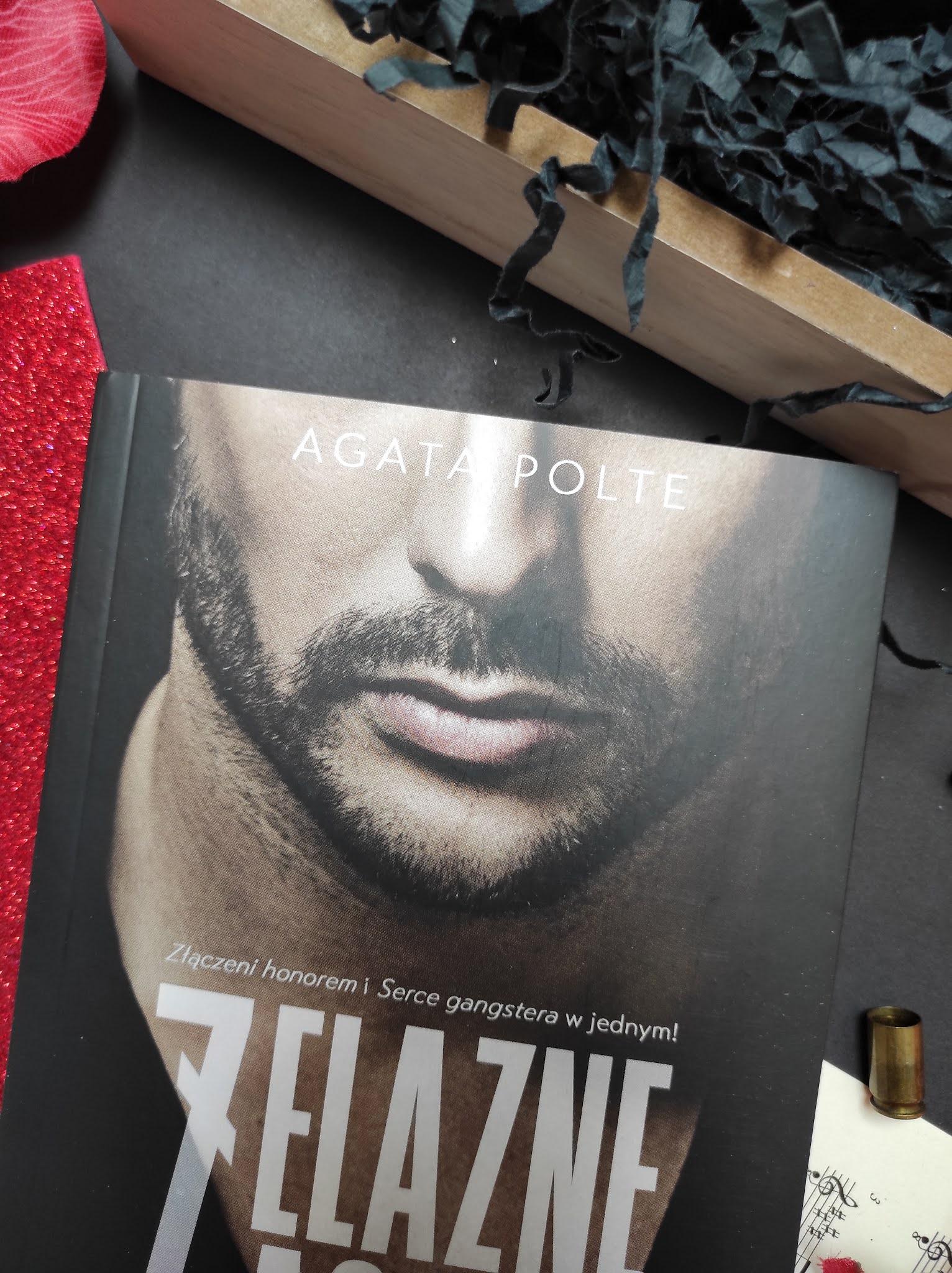 """""""Żelazne zasady"""" Agata Polte - recenzja"""