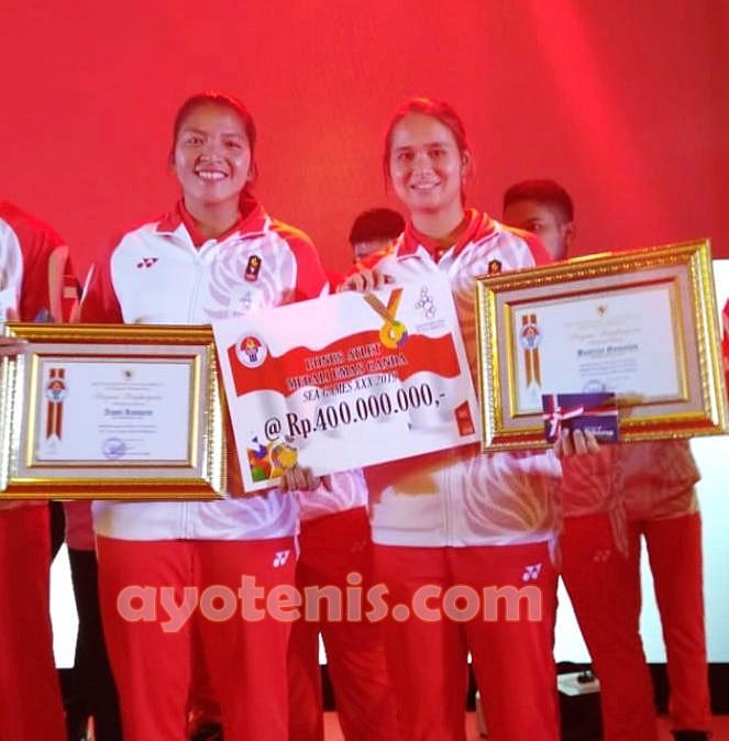 Beatrice Gumulya Kaget dengan Besaran Bonus SEA Games XXX Manila 2019