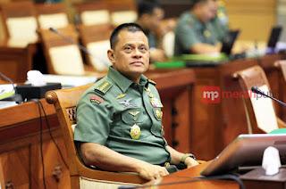 Pihak Istana Mulai 'Menyerang' Gatot Nurmantyo Soal Isu PKI